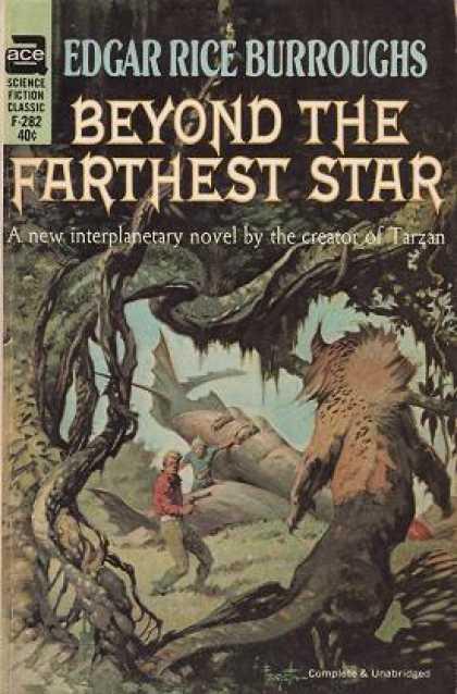 Beyond the Farthest Star Edgar Rice Burroughs