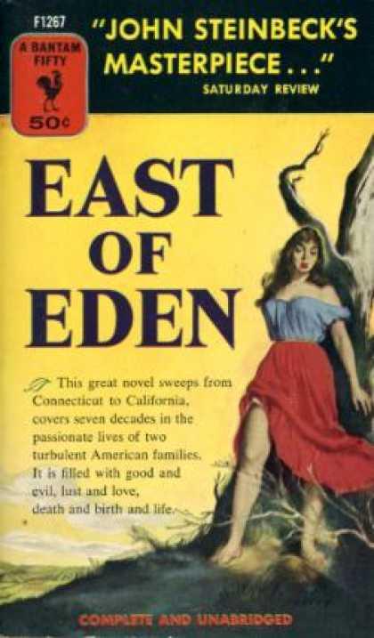 Bantam - East of Eden - John Steinbeck