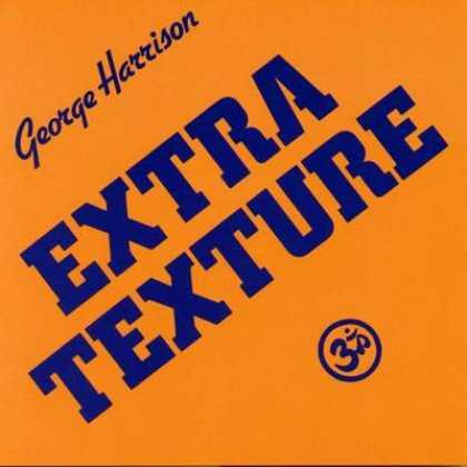 Beatles - George Harrison - Extra Texture