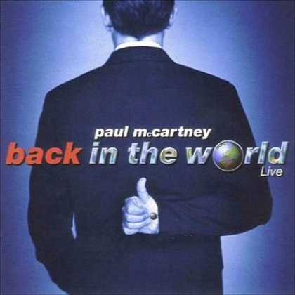 Beatles - Paul McCartney - Back In The World Live