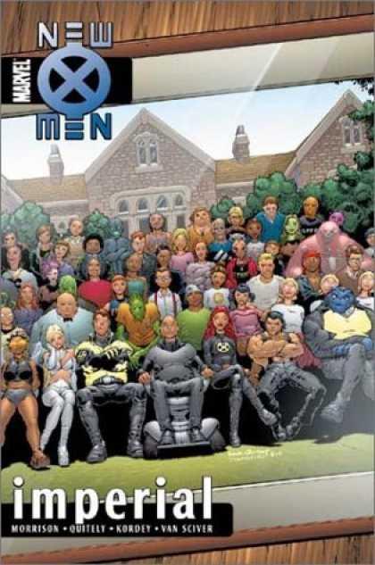 New X-Men Comics