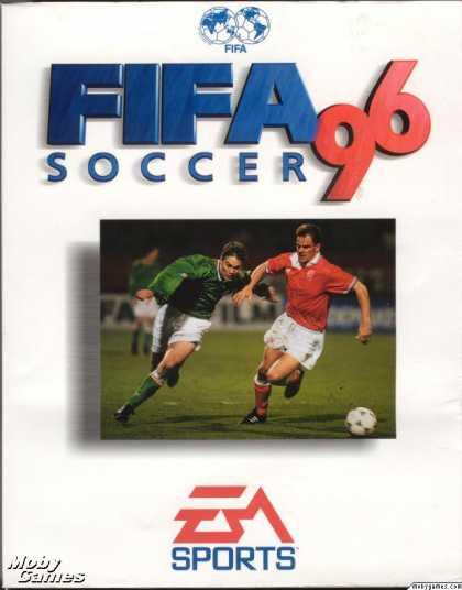 historia serii fifa FIFA 96