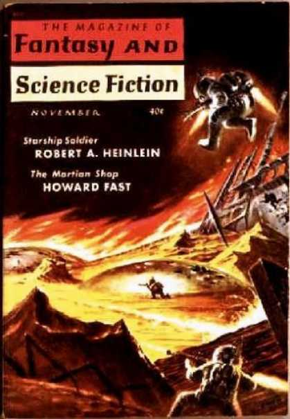 Fantasy and Science Fiction 102