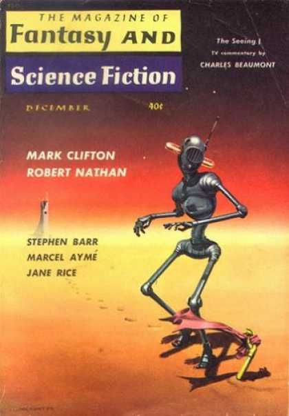 Fantasy and Science Fiction 103