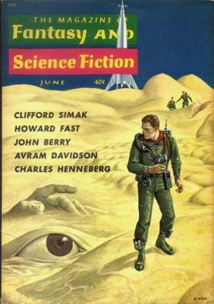 Fantasy and Science Fiction 109