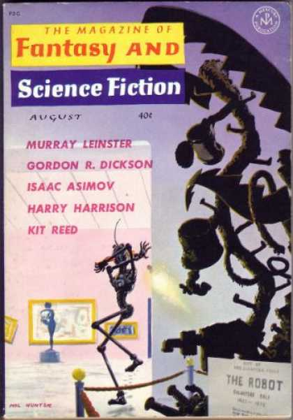 Fantasy and Science Fiction 123