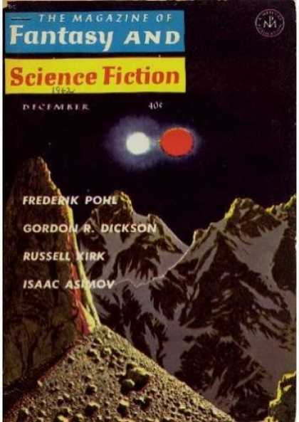 Fantasy and Science Fiction 139