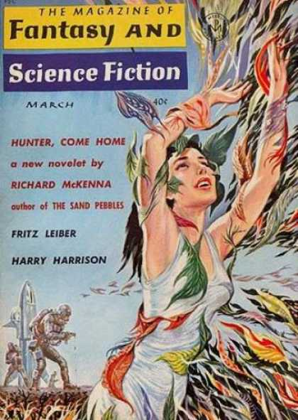Fantasy and Science Fiction 142