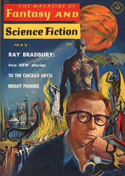 Fantasy and Science Fiction 144