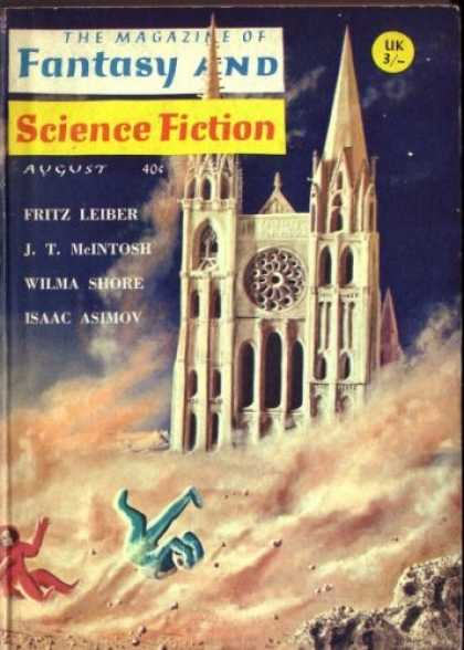 Fantasy and Science Fiction 159