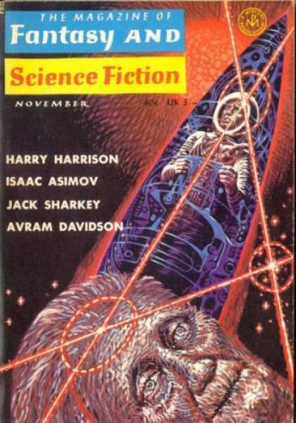 Fantasy and Science Fiction 162
