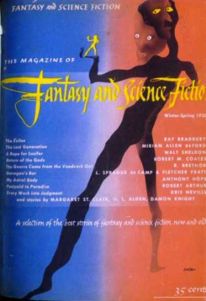 Fantasy and Science Fiction 2
