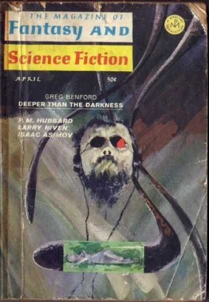 Fantasy and Science Fiction 215
