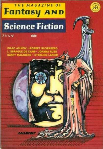 Fantasy and Science Fiction 230