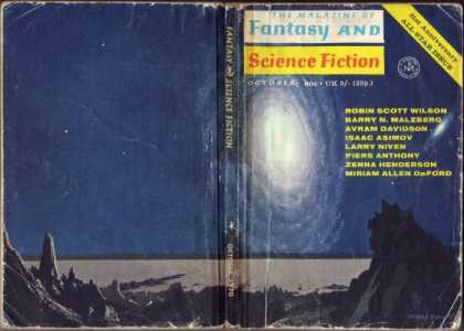Fantasy and Science Fiction 233
