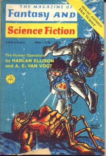 Fantasy and Science Fiction 236