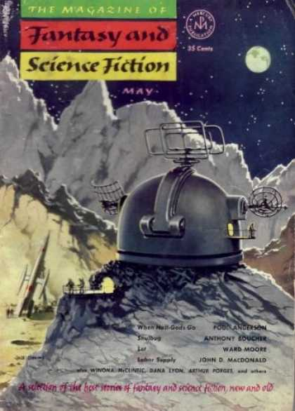 Fantasy and Science Fiction 24