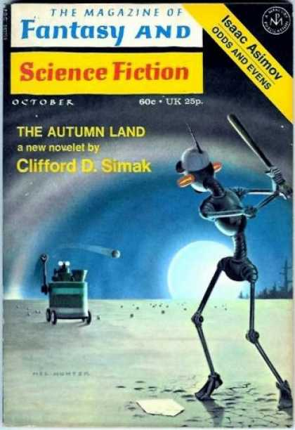 Fantasy and Science Fiction 245