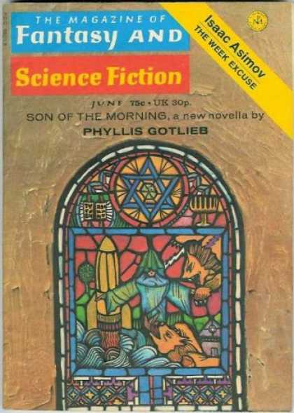 Fantasy and Science Fiction 253