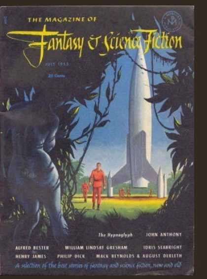 Fantasy and Science Fiction 26