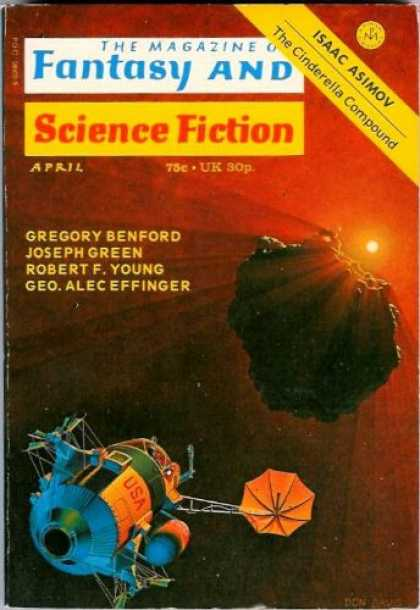 Fantasy and Science Fiction 263