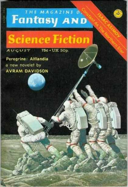 Fantasy and Science Fiction 267
