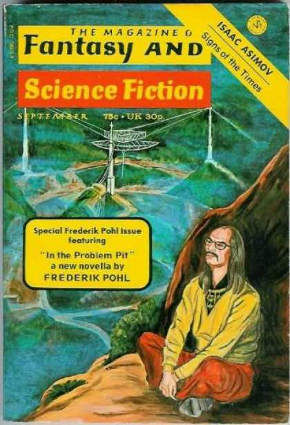 Fantasy and Science Fiction 268