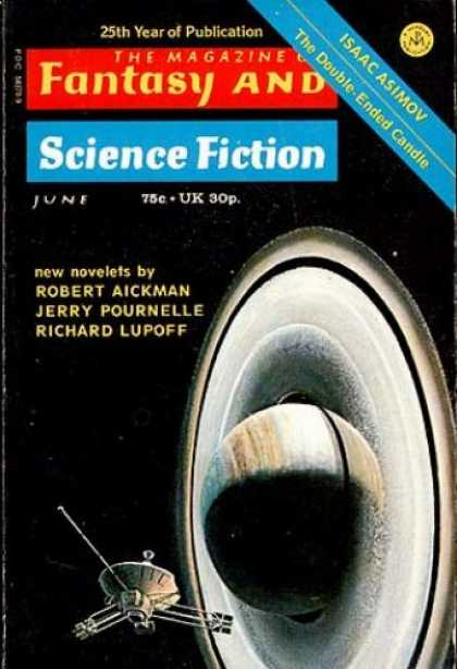 Fantasy and Science Fiction 277