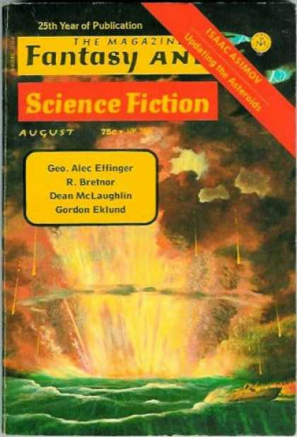 Fantasy and Science Fiction 279