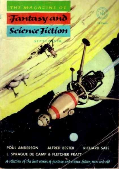 Fantasy and Science Fiction 28