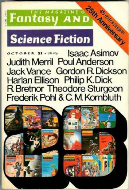 Fantasy and Science Fiction 281