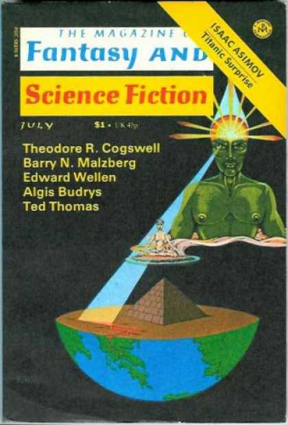 Fantasy and Science Fiction 290