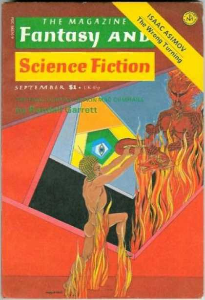Fantasy and Science Fiction 292