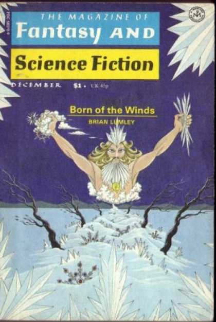 Fantasy and Science Fiction 295