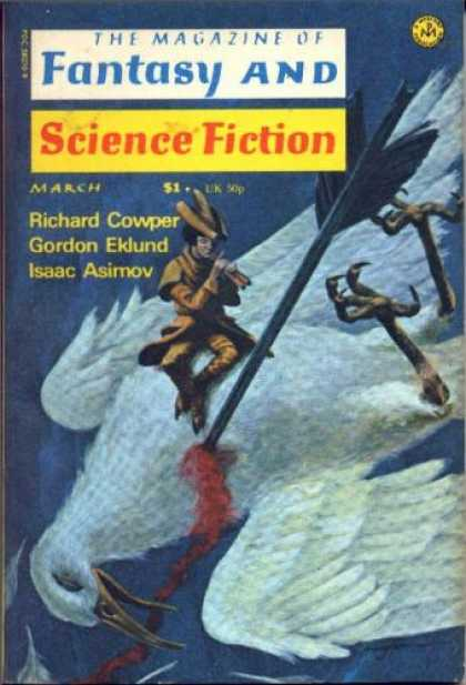 Fantasy and Science Fiction 298
