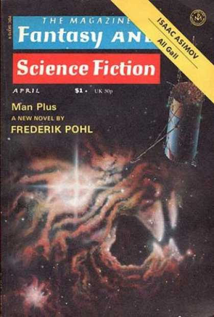 Fantasy and Science Fiction 299