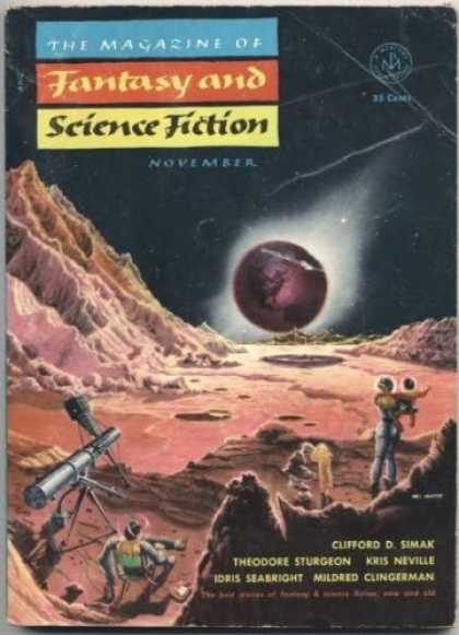 Fantasy and Science Fiction 30