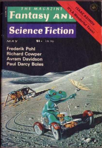 Fantasy and Science Fiction 300