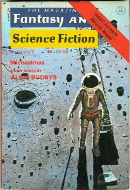 Fantasy and Science Fiction 303