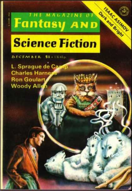 Fantasy and Science Fiction 319
