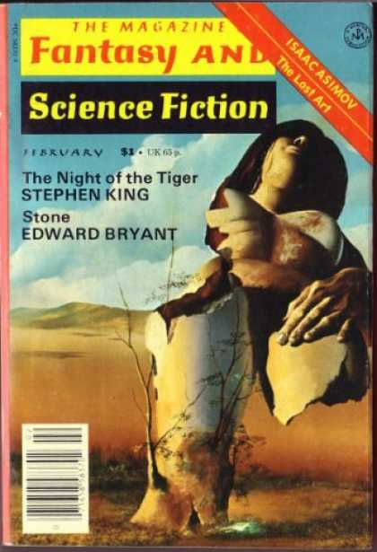 Fantasy and Science Fiction 321