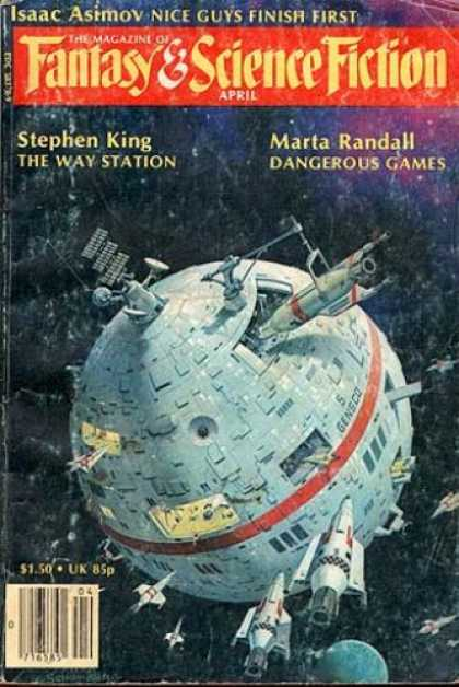 Fantasy and Science Fiction 347