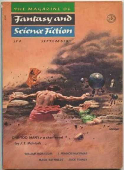 Fantasy and Science Fiction 40