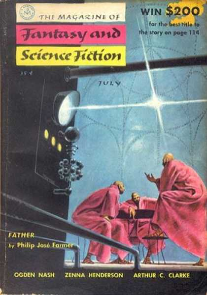 Fantasy and Science Fiction 50