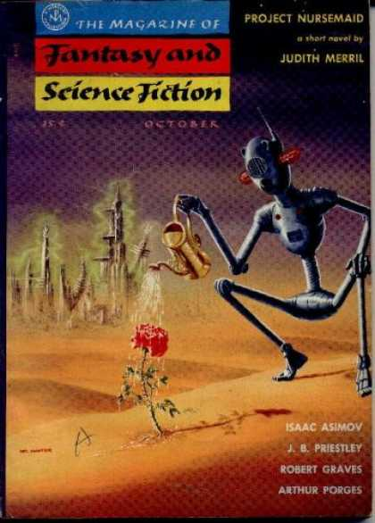 Fantasy and Science Fiction 53