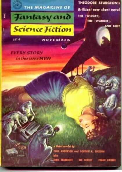 Fantasy and Science Fiction 54