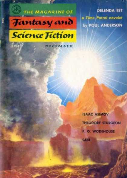 Fantasy and Science Fiction 55