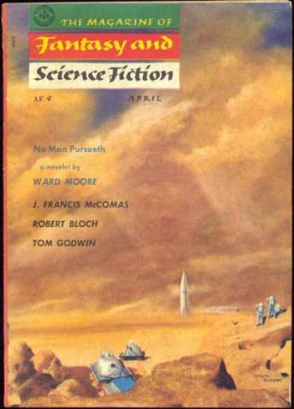 Fantasy and Science Fiction 59