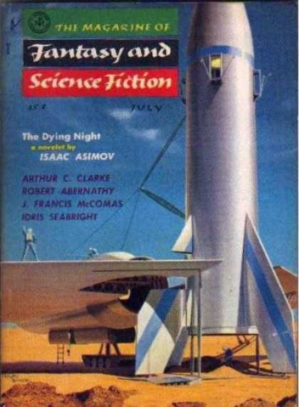 Fantasy and Science Fiction 62