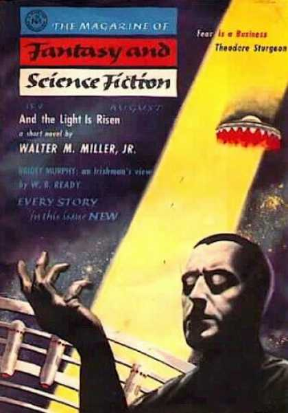 Fantasy and Science Fiction 63